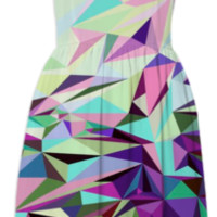 Starfall No.2 created by House of Jennifer | Print All Over Me
