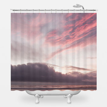 PC11 Shower Curtain