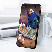 Disney Stitch And Duck iPhone 5 Or 5S Case