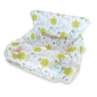Carter's Reversible Shopping Cart Cover in Aqua