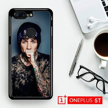 Oliver Sykes Bring Me The Horizon And Signature F0543  OnePLus 5T / One Plus 5T Case