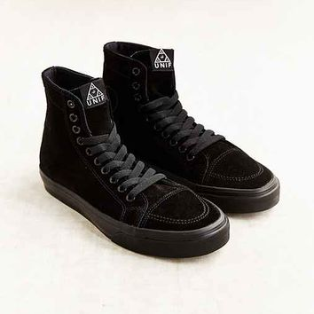 UNIF 101 Suede High-Top Sneaker-