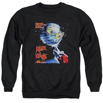 Killer Klowns From Outer Space - Invaders Adult Crewneck Sweatshirt