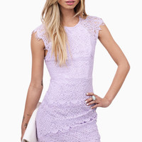 Time To Time Lace Dress