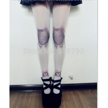Harajuku sd doll tights pantyhose fashion lolita panty-hose Discount sale!!