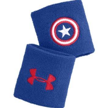 Under Armour Alter Ego Captain America Wristbands