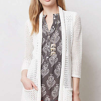 Anthropologie - Open Knit Cardigan