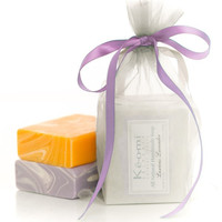Handmade Soap 2 Bar Gift Set