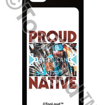 Proud Native American iPhone 5 / 5S Grip Case
