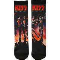 KISS  Socks Black