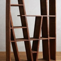 Kakudo Bookshelf by Anthropologie in Brown Size: One Size Furniture
