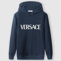 Boys & Men Versace Casual Edgy Long Sleeve Sweater Hoodie