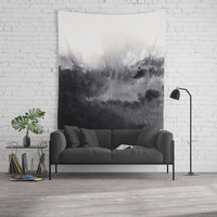 Watercolor abstract landscape 16 Wall Tapestry by vivigonzalezart
