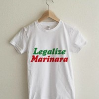 Legalize Marinara Women's t-shirt