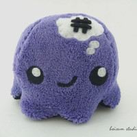 Octopus Plush - The Thoughtful Tako *Hashtag Tako*