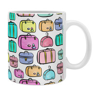 Lisa Argyropoulos Travelers Pastel Coffee Mug