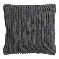 Rib-knit Cushion Cover - from H&M