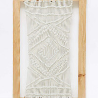 Yelena Macrame Frame - Urban Outfitters