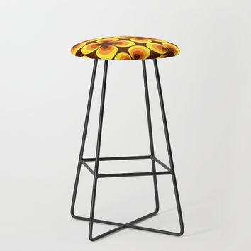 zappwaits RETRO Bar Stool by netzauge