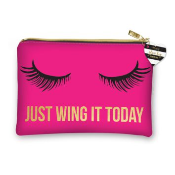 Lashes Wing It Glam Bag