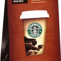 Starbucks VIA Ready Brew Coffee, Mocha Flavored, 7 Count