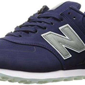 New Balance Men's 574 Lux Rep Lifestyle Fashion Sneaker