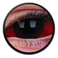 ColourVue Carnage Scleral Full Eye Coloured Contacts