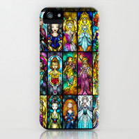 The Princesses iPhone & iPod Case by Mandie Manzano