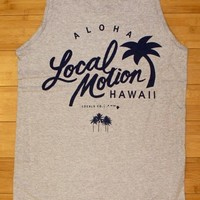 "Local Motion ""Upgrade"" Mens Tank Top"