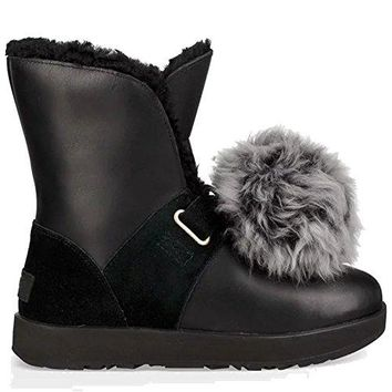 UGG Girls Isley Patent WP Boot UGG boots women waterproof