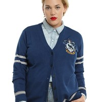 Harry Potter Ravenclaw Girls Cardigan Plus Size