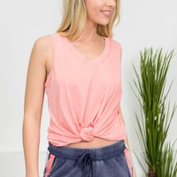 Sheer Comfort Tank Top | Colors