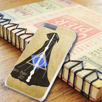 Harry Potter And Deathly Hollows iPhone 6 Plus   iPhone 6S Plus Case