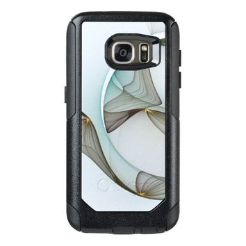 Fractal Abstract Elegance OtterBox Samsung Galaxy S7 Case