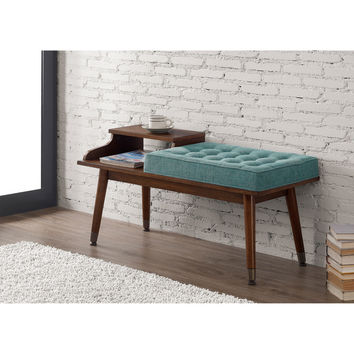 Telephone Bench | Overstock.com Shopping - The Best Deals on Benches