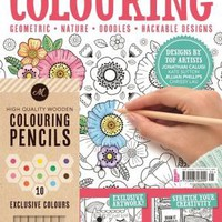 Craft Magazine Subscriptions | Mollie Makes Colouring
