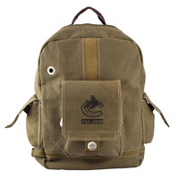 Vancouver Canucks NHL Prospect Deluxe Backpack