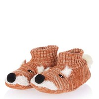 Fox Slipper Boots - New In This Week - New In