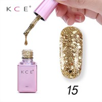 New Gel Nail 6ml Diamond Glitter Nail Polish Sequins Gel Nail Good Quality