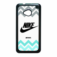 Nike Just Do It Chevron HTC One M7 Case