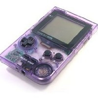 Game Boy Pocket - Atomic Purple (Japan Only)