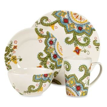 Tabletops Unlimited Abbey Dinnerware Collection