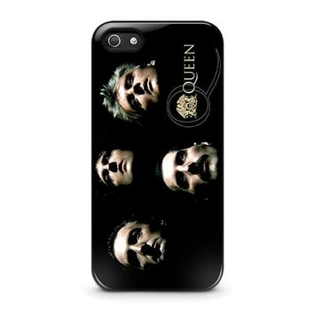 queen iphone 5 5s se case cover  number 1