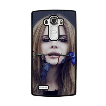 lana del rey lg g4 case cover  number 1