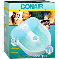 Conair Bubbling Foot Spa