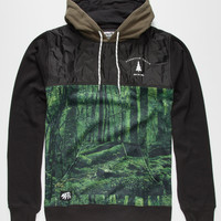 Neff Bear Mens Hoodie Olive  In Sizes