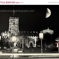 70 CLEARANCE England at night Signed print by HConwayPhotography