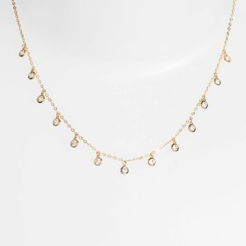 Nadri Shaker Crystal Necklace | Nordstrom