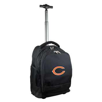 Chicago Bears Wheeled Premium Backpack