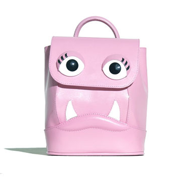 Mini Droolita Backpack in Pink